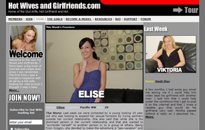 Visit Hot Wives and Girlfriends