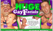 Visit Huge Gay Facials