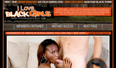 Visit I Love Black Girls