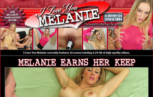 Visit I Love You Melanie
