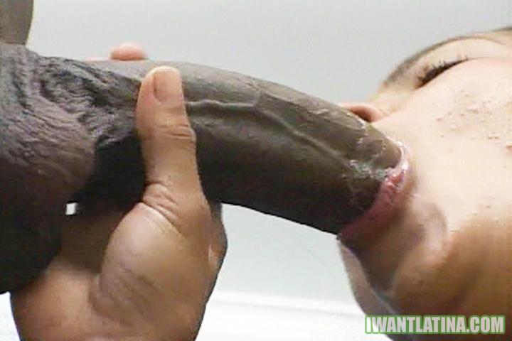 black angelika fucked double