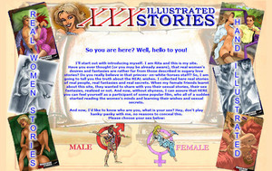 Visit Illustrated XXX Stories