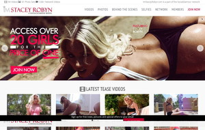 Visit I`m Stacey Robyn