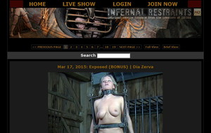 Visit Infernal Restraints