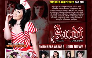Visit Inked Andi