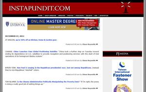 Visit Instapundit.com