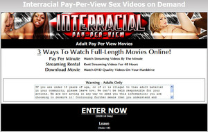 Visit Interracial Pay Per View