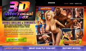 Visit Interracial Sex 3D