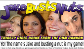 Visit Jake Busts Nuts