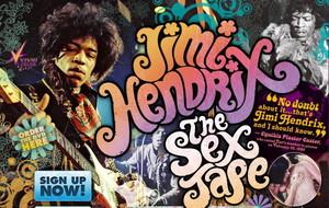 Visit Jimi Hendrix Sex Tape