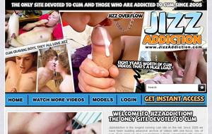 Visit Jizz Addiction