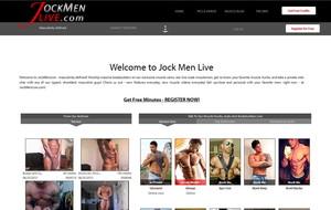 Visit Jock Men Live