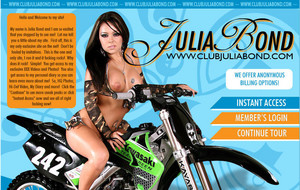 Visit Club Julia Bond