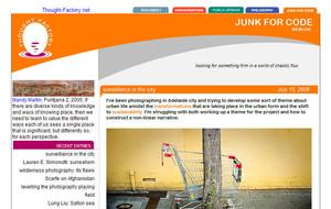 Visit Junk For Code
