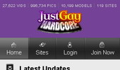 Visit Just Gay Hardcore Mobile