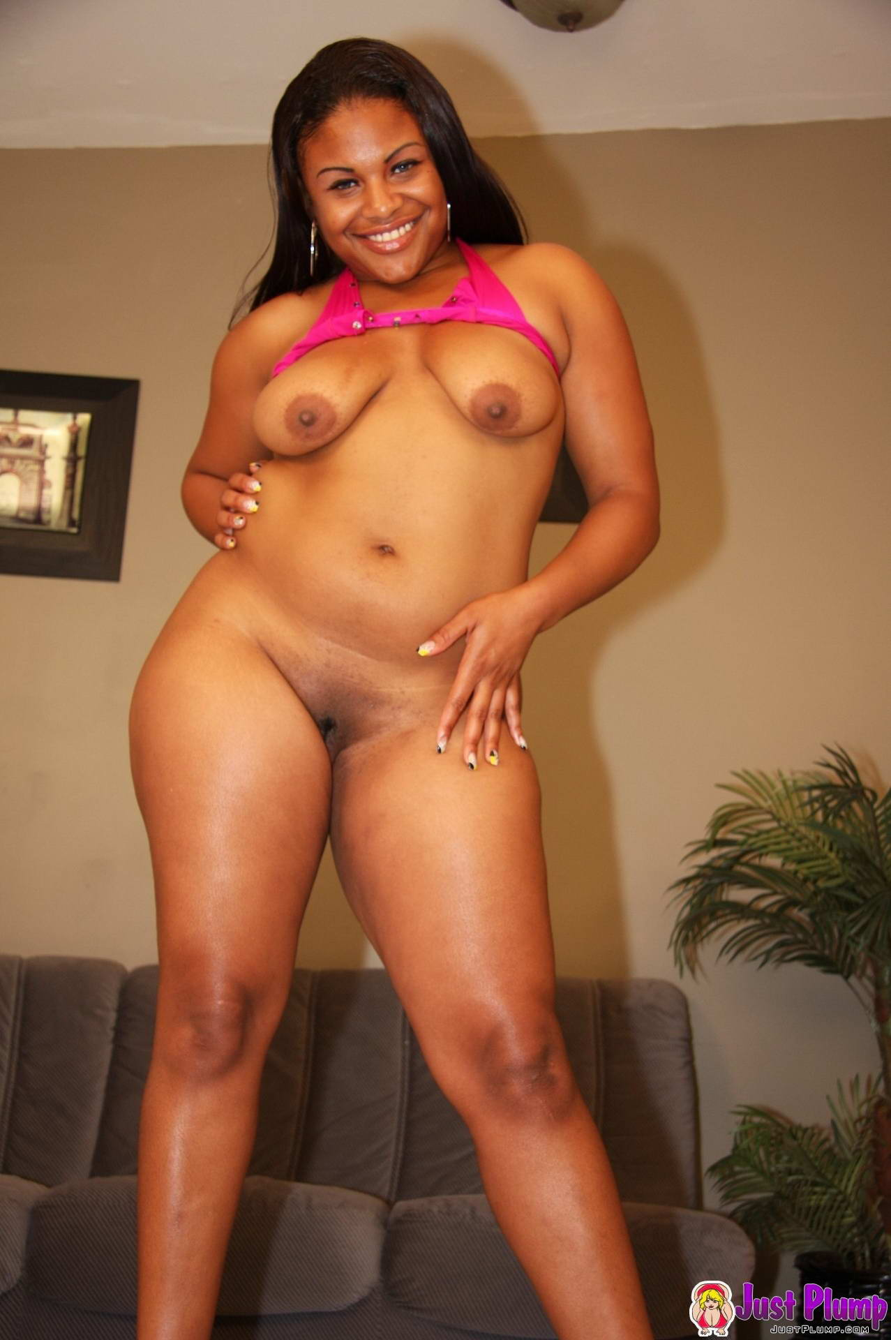 phat nude ebony black