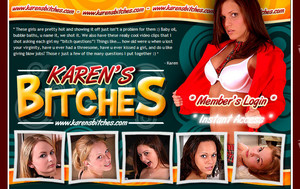 Visit Karen`s Bitches