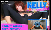 Visit Kelly In Spandex