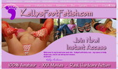 Visit Kelly`s Foot Fetish