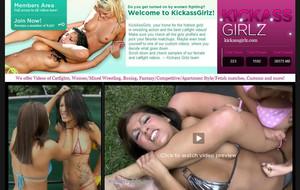 Visit Kickass Girlz
