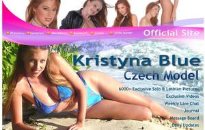 Visit Kristyna Blue Site