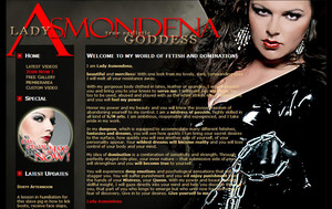 Visit Lady Asmondena