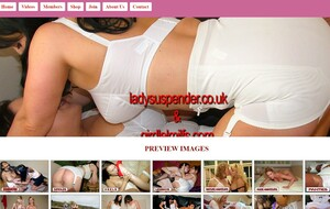 Visit Lady Suspender