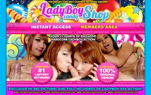 Visit Ladyboy Candyshop