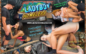 Visit Ladyboy Homeless