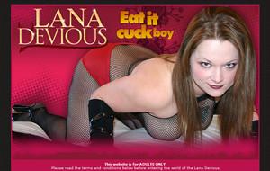 Visit Lana Devious