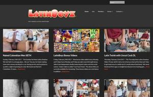 Visit Latin Boyz