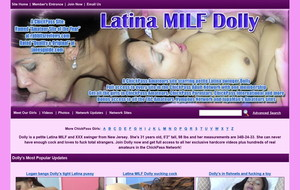 Visit Latina MILF Dolly