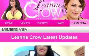 Visit Leanne Crow Mobile