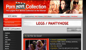 Visit Leggy Movie Collection