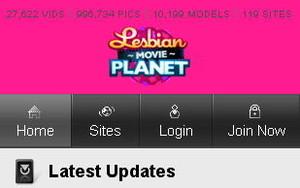 Visit Lesbian Movie Planet Mobile