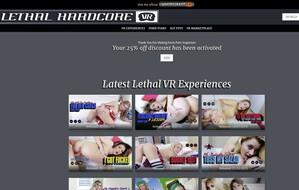 Visit Lethal Hardcore VR