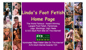 Visit Linda`s Foot Fetish Homepage