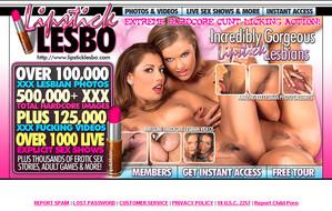 Visit Lipstick Lesbo