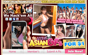 Visit Little Asian GFs