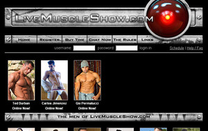 Visit Live Muscle Show