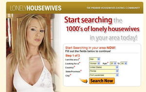Visit Lonely Housewives