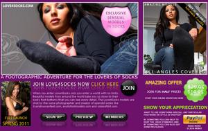 Visit Love 4 Socks