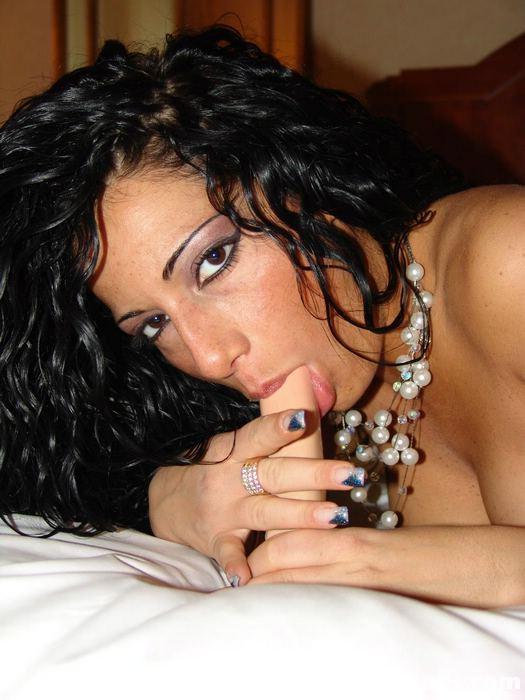 Black haired milf porn