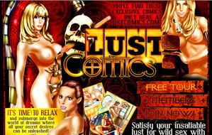 Visit Lust Comics