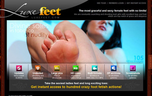 Visit Luxe Feet