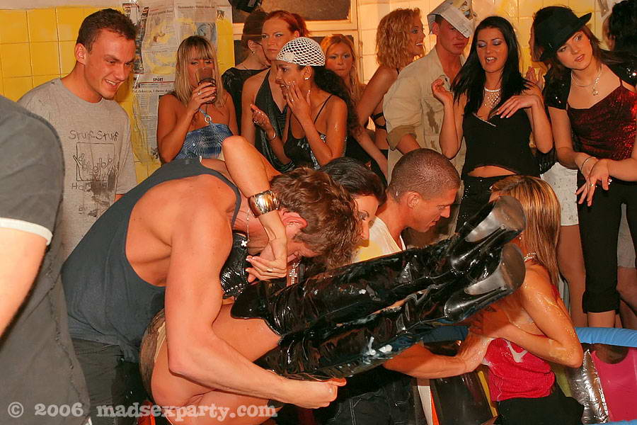 Mad Sex Party Galleries