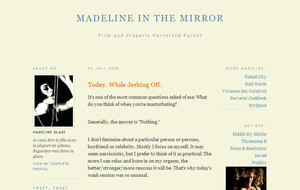 Visit Madeline In The Mirror