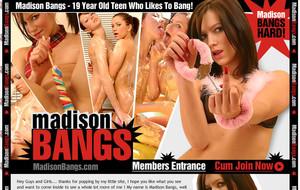 Visit Madison Bangs