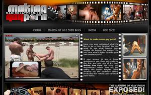 Visit Making Gay Porn