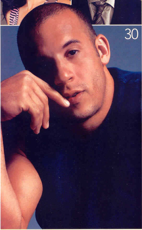 Male Celebrities / Vin Diesel